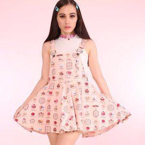 GFD Macaroon Overall Dress